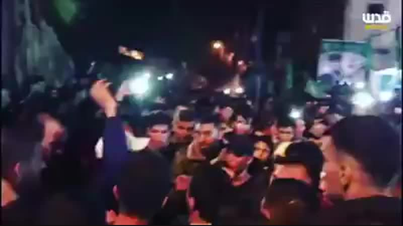 Палестина Газза празднует победу!
