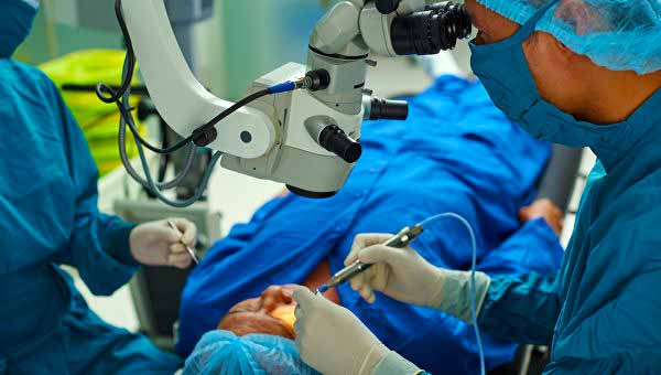 Офтальмологические операции