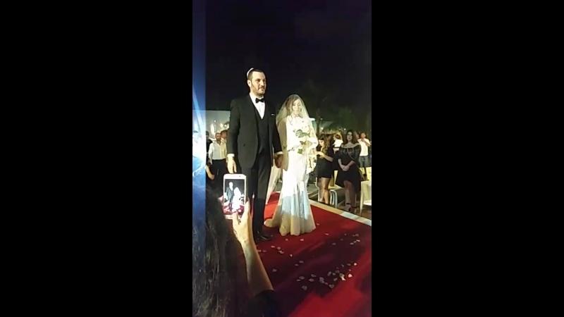 свадьба севды