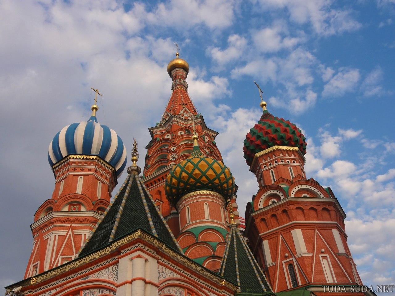 Покровский собор Москва фото