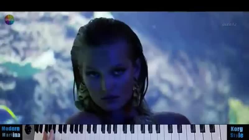 Modern Martina KS ✦ Lian Ross Say Youll Never (Korg Pa 600)