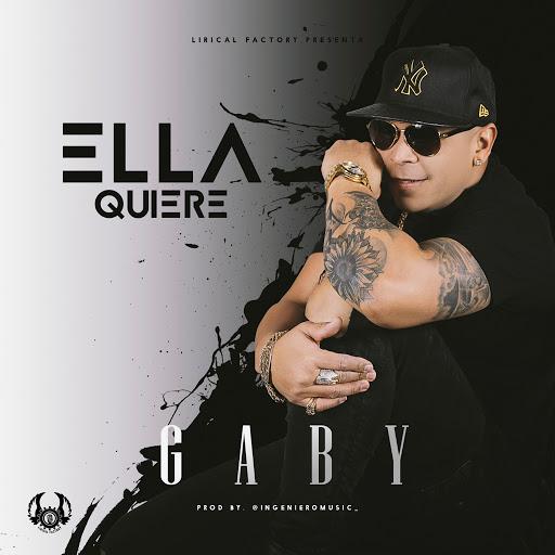 Gaby альбом Ella Quiere