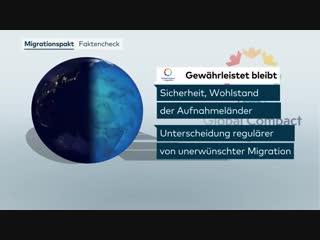 NUR FÜNF NEIN-SAGER- Union und SPD stimmen für UN-Migrationspakt