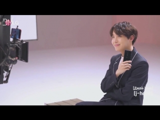 [RUS SUB][02.07.18] J-Hope Behind the Scenes @ LG G7 ThinQ Main TVC