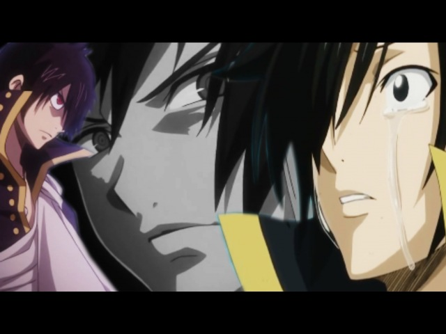 Fairy Tail Zeref AMV -The Black Wizard
