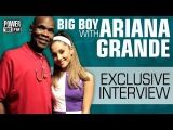 Ariana Grande  Tells Fans If She Does -- or Doesnt -- Have Vices