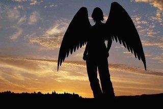 Ангел Хранитель постой за плечами.