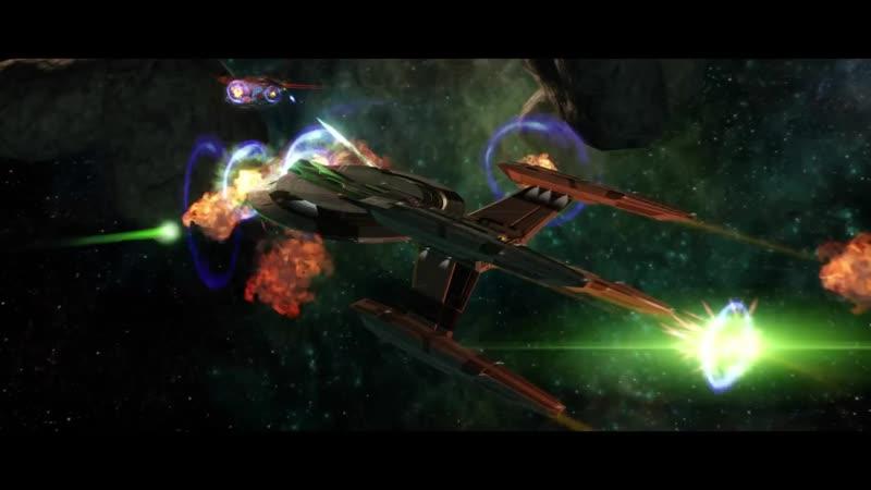Star Trek Online Rise of Discovery трейлер