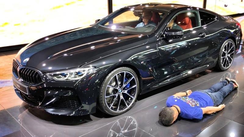 Круче S-Class Coupe BMW 8-Series - ПЕРВЫЙ ОБЗОР! Ждем тест-драйв на M850i.