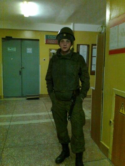 Pavel Danilenkov, 13 апреля 1991, Сафоново, id159149665