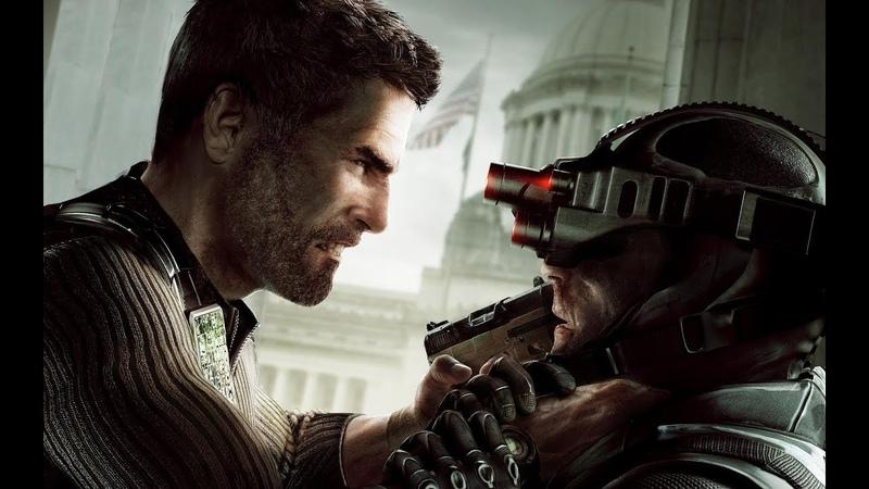 Прохождение - Splinter Cell Conviction - Часть 5 ( Монумент Вашингтона )
