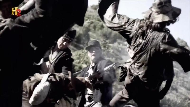 History Channel - Кровь и слава. Гражданская война в США в цвете: Кровавая баня