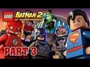 KEREN Melawan Scarecrow - Lego Batman 2: DC Super Heroes
