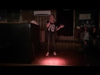 vacuum - i breathe karaoke cover by Svetlana Nudo
