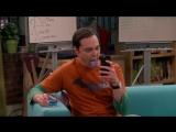the big bang theory 11х02 пьяный Шелдон