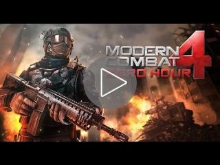 Modern Combat 4 - стрелялки на android