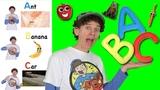 ABC We-O-We Sing and Dance Along Learn English Kids
