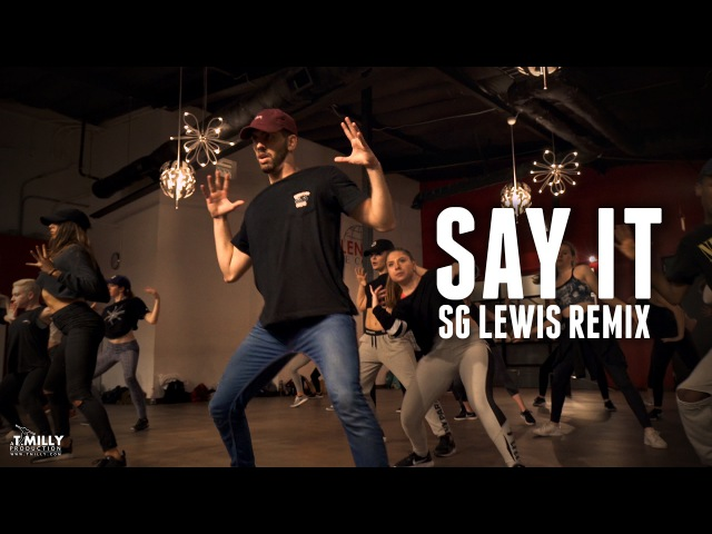 Flume - Say It feat. Tove Lo (SG Lewis Remix) Choreography by Jake Kodish - Filmed by @TimMilgram