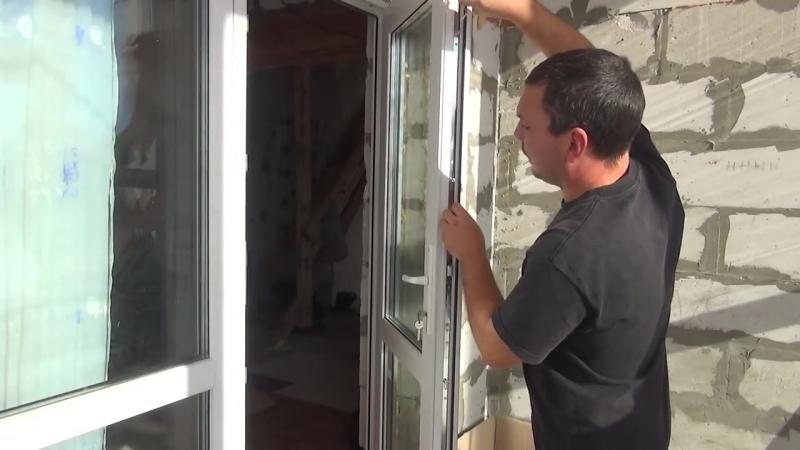 Как перевести окна в Зимний режим своими руками пластиковые окна