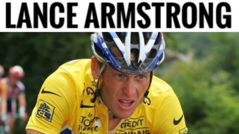 Lance Armstrong Cycling Moments - Triathlete, Tour de France, Cyclists