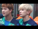 [VK][160621] MONSTA X fancam (Wonho focus) @ GS25 (Seoul World Cup Stadium)