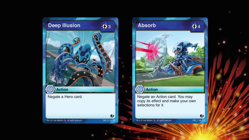 Can You Absorb an Absorb؟! The Batch and Priority Guide! Bakugan Battle Planet TCG