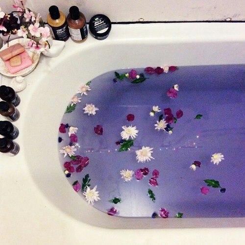 Расслабляющая ванна, Принять расслабляющую ванну, Соль для ванн