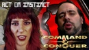 Command and Conquer - Act On Instinct METAL Remix, feat Yosu (Substancia X)