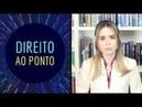 Direito ao Ponto – Maria Eduarda Freire retoma o debate sobre a ditadura da toga