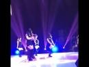 """[FANCAMS] 180622 Минзи выступает на новом китайском музыкальном шоу на выживание — """"Xi Eleven"""""""