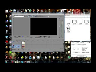Что делать если в Sony Vegas Pro  видео нету звука, но при записи звук был?