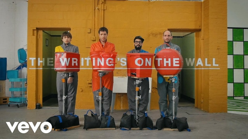 OK Go - The Writings On the Wall