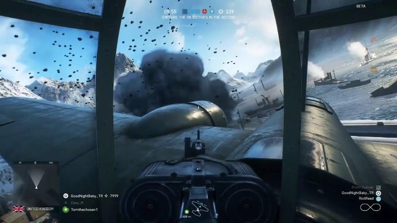 Battlefield 5 Multiplayer Oynadık