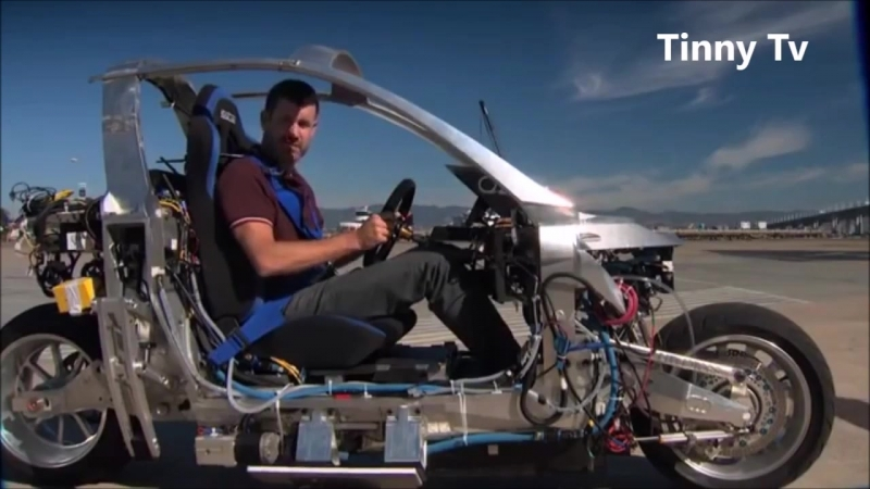 Lit Motors Future vechile - Tinny Tv Inovation Zone