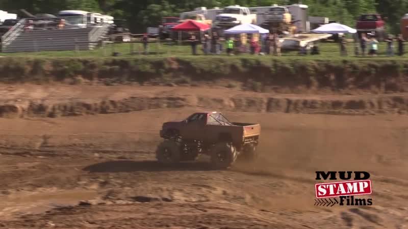 Friday Mud Bogging- West GA Mud Park 2016