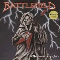 Battlefield - We Come To Fight (EP) (1987)