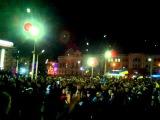 12.04.2014 Харків, марш єдності, гімн України