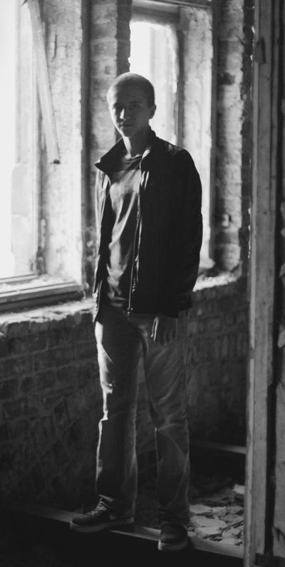 Андрей Гонтаренко, 30 ноября 1994, Санкт-Петербург, id11489588