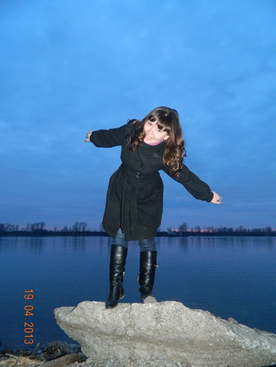 Инна Биккерт, 11 февраля , Красноярск, id86924832