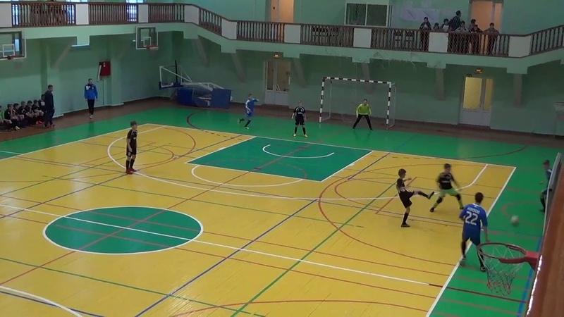 11.11.2018. Интер - Никель 14. Обзор матча