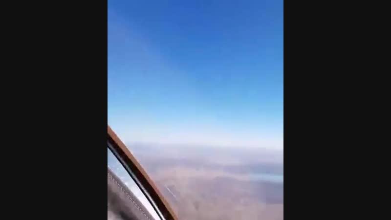 Бочка фигура высшего пилотажа