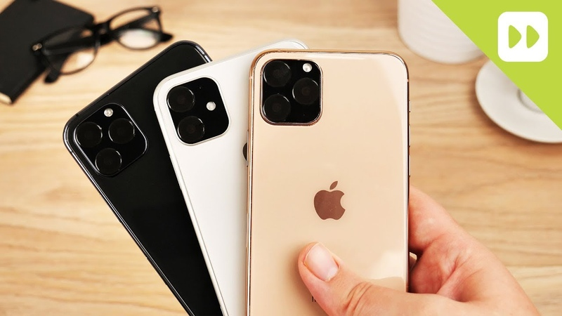 IPhone 11 11 Max 11 R First Look Hands On Comparison VGTimes.Ru