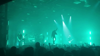 In Flames - Pinball Map (live) - St-Petersburg A2 Green Concert