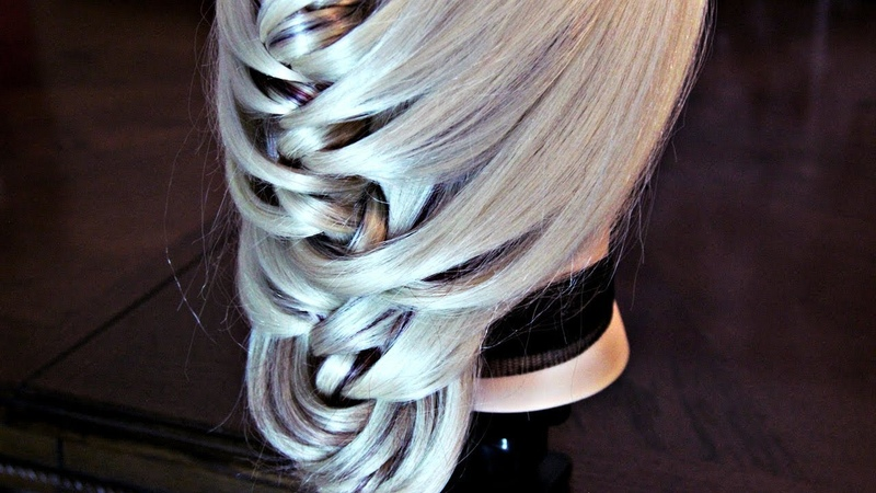 Easy hair weaving | Hairstyles by REM | Copyright ©
