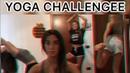YOGA CHALLENGE •|Greta Cesario|•