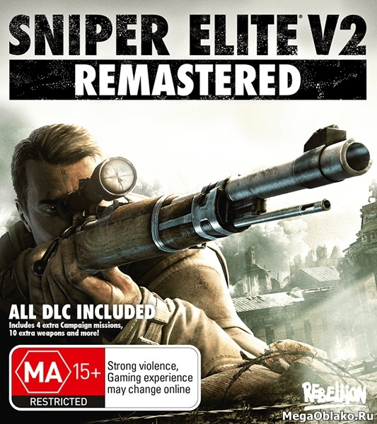 Sniper Elite V2 Remastered (2019/RUS/ENG/RePack by xatab)