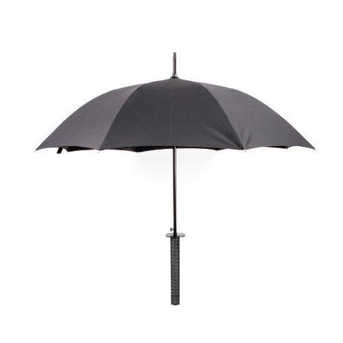 Зонтик-катана, или как нечаянно навести шухер в торговом комплексе