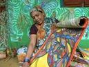 Macher biye (Bengali scroll painting and song)