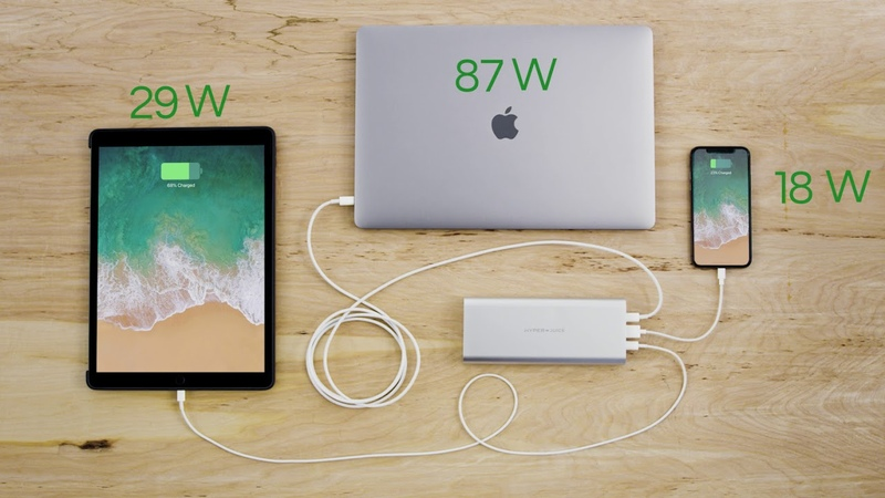HyperJuice Worlds Most Powerful USB-C Battery Pack