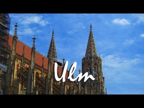 Foto-video reisen durch europa ,,Ulm,,